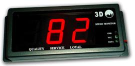AGT GPS Speed monitor (จอแสดงผลความเร็ว)